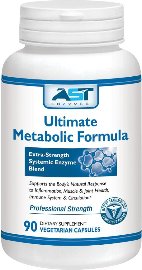 Exclzyme 2AF Ultimate Metabolic Formula
